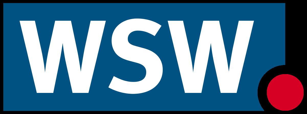 Logo WSW Wuppertaler Stadtwerke GmbH